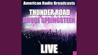Thunder Road (Live)
