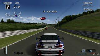 Gran Turismo 4 - BMW M3 GTR Race Car HD PS2 Gameplay