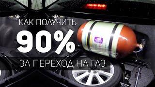 Как получить субсидию перевода автомобиля на газ до 90% в 2020 году