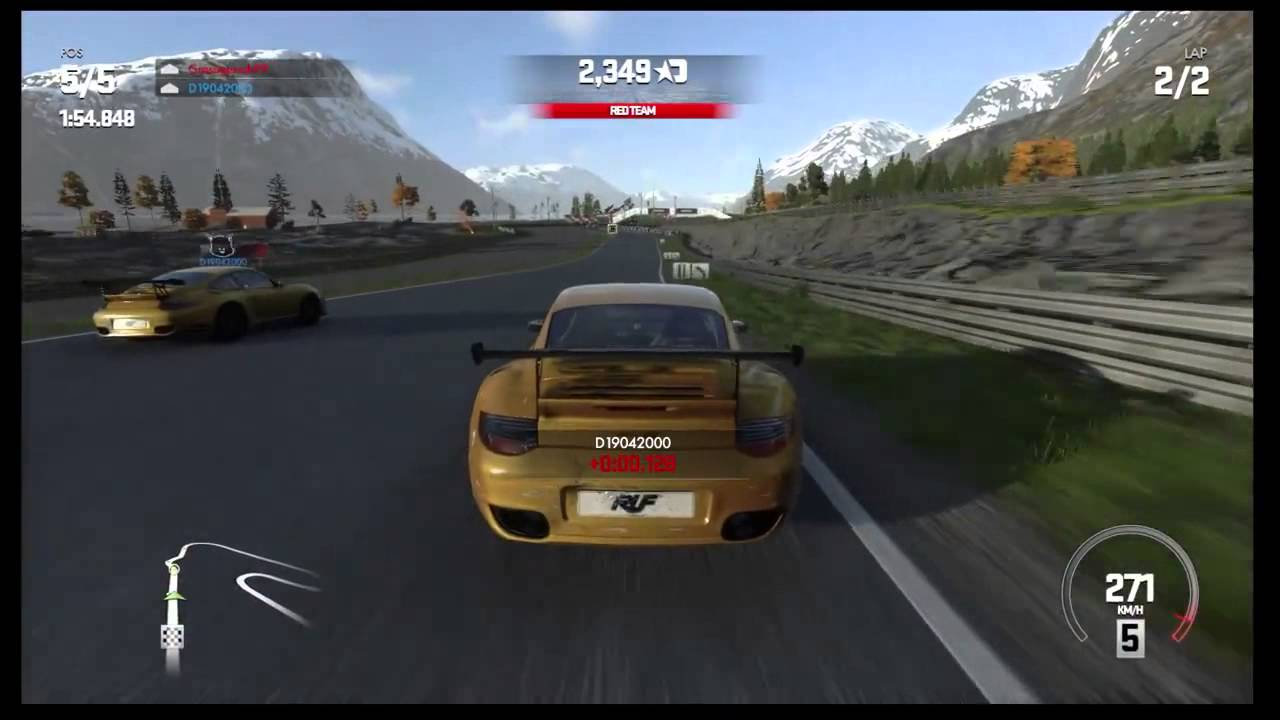 Multiplayer Games For Ps4 : Ps driveclub the multiplayer experience youtube