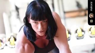 Cinderella Landolt - Female Fitness Motivation #49