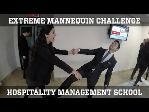Extreme Mannequin Challenge | Les Roches Marbella International School of Hotel Management