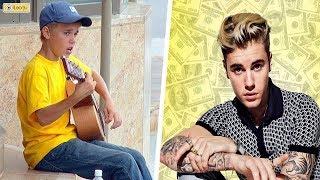10 Famosos que nacieron en la pobreza y ahora son millonarios!