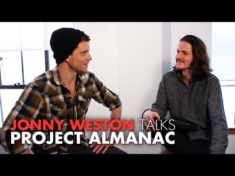 Jonny Weston Spills on Project Almanac, First Kisses & His Mysterious Insurgent Character