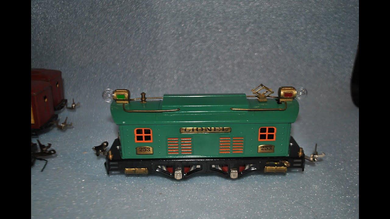 1930 U0026 39 S Engine 253 Lionel Prewar Engine