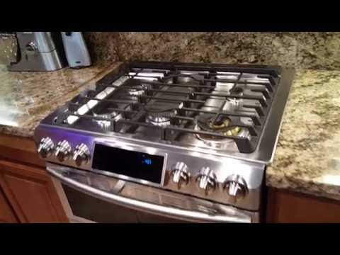 Samsung Flex-Duo Stainless Steel Gas Range with WiFi: First Impressions