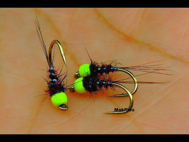 Umpqua Sparkle Dun Sulphur Dry Flies