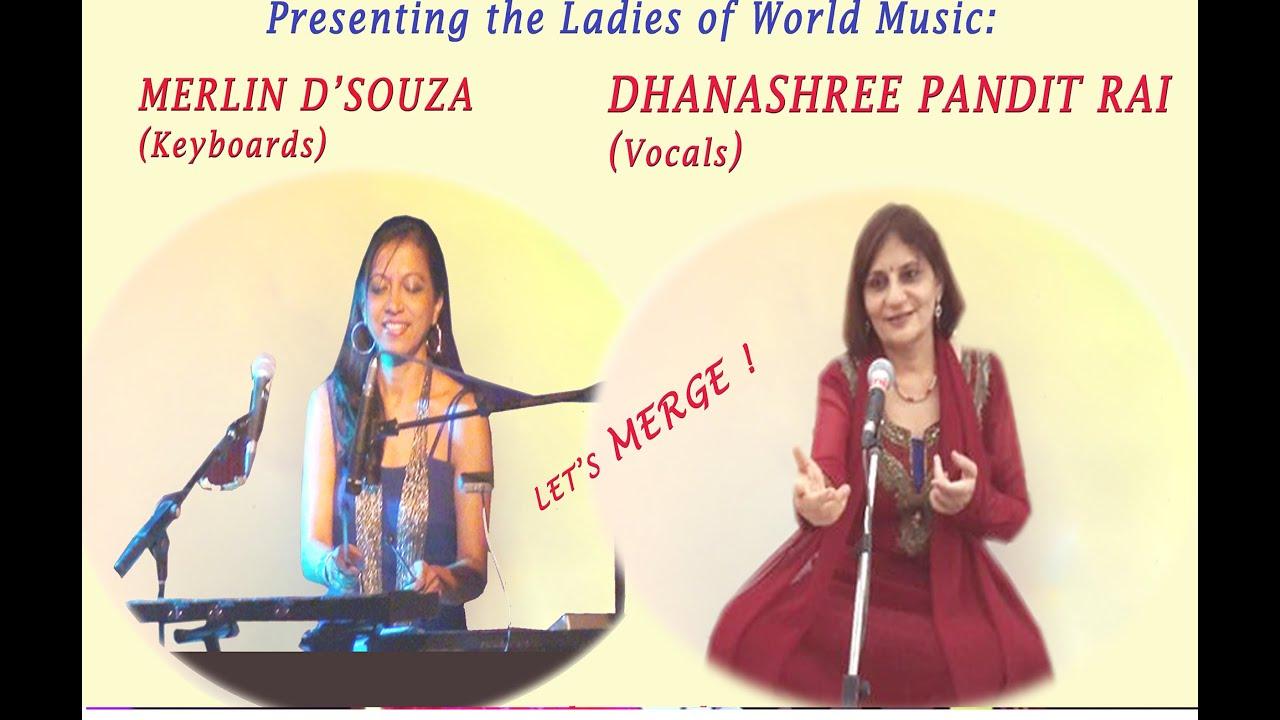 """"""":LET's MERGE"""" feat Dhanashree Pandit Rai & Merlin Dsouza"""