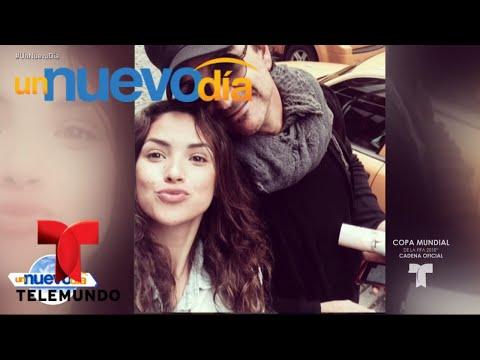 ¡La hija de Ricardo Arjona triunfa en Hollywood!  Un Nuevo Día  Telemundo