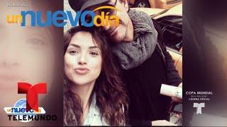 ¡La hija de Ricardo Arjona triunfa en Hollywood! | Un Nuevo Día | Telemundo streaming