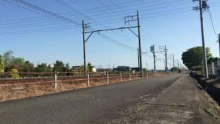 名鉄6000系 6030F 鳴海行き普通 上丸渕停車
