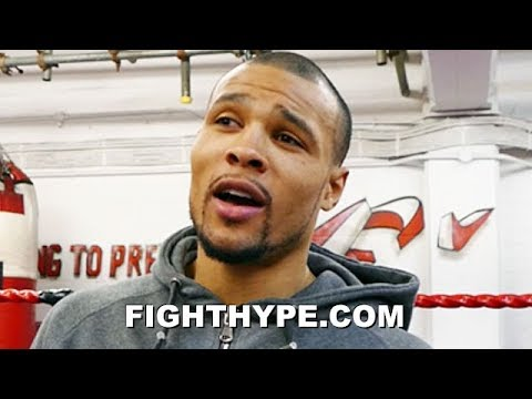 CHRIS EUBANK JR. BRUTALLY HONEST ON MAJOR CHANGE HE MADE AFTER LEARNING FROM GEORGE GROVES LOSS