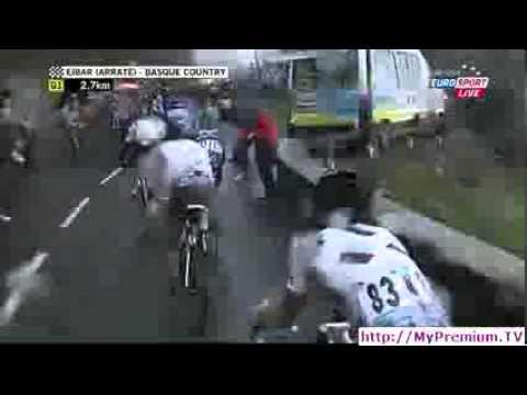 Nairo Quintana ganador en 4ta etapa - Vuelta al Pais Vasco 2013