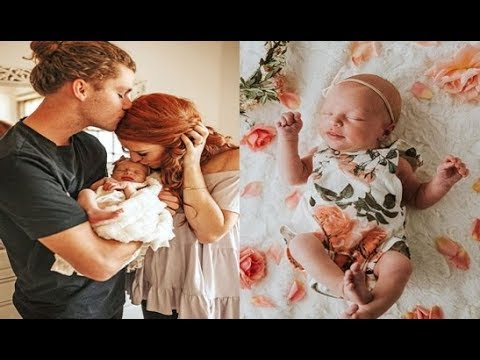 WATCH !!! LPBW's Jeremy and Audrey Roloff Does Photoshoot With Baby Amber Jean For The First Time