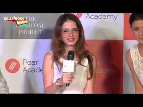 Sussanne Roshan Launches Pearl Academy's in Mumbai