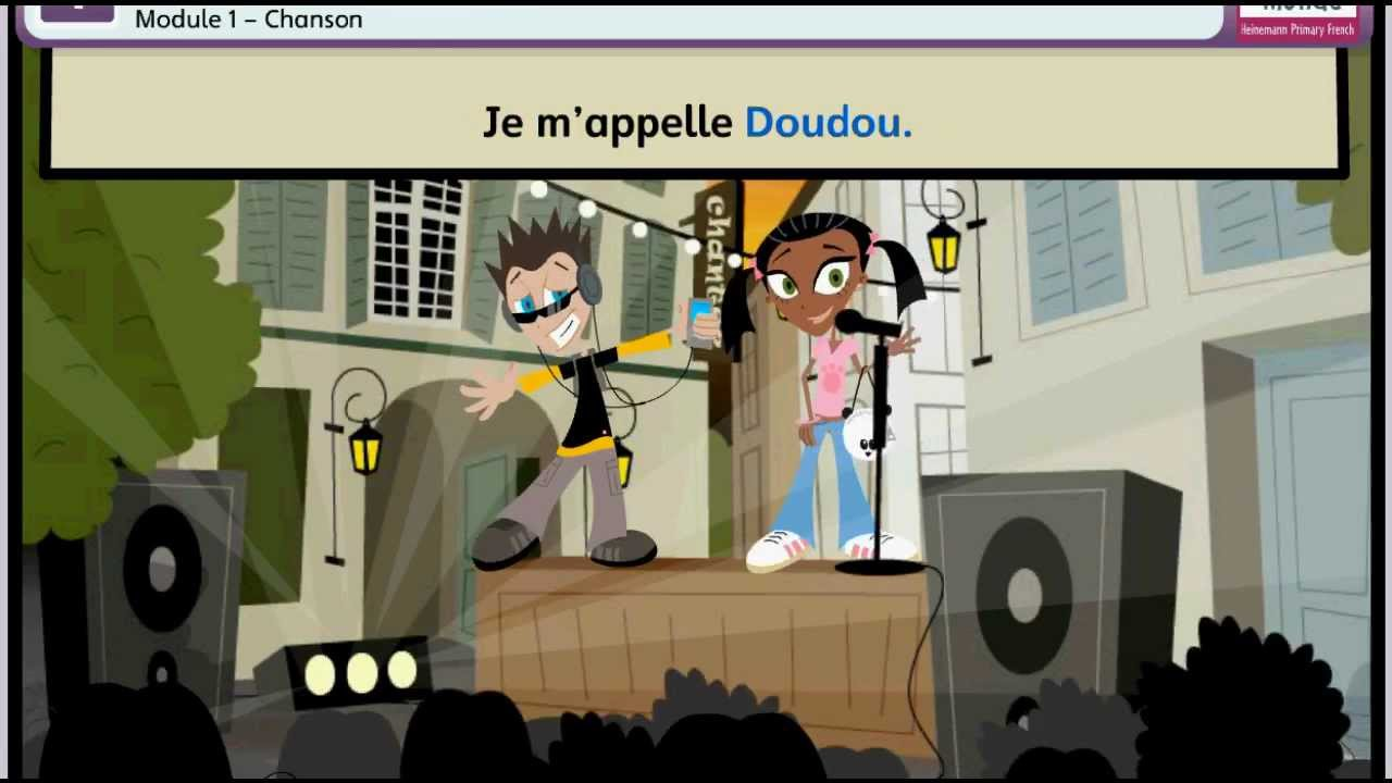 French greeting lessons tes teach primary french greeting song for world hello day tout le monde hd m4hsunfo