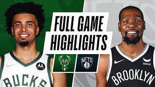 Game Recap: Nets 119, Bucks 115