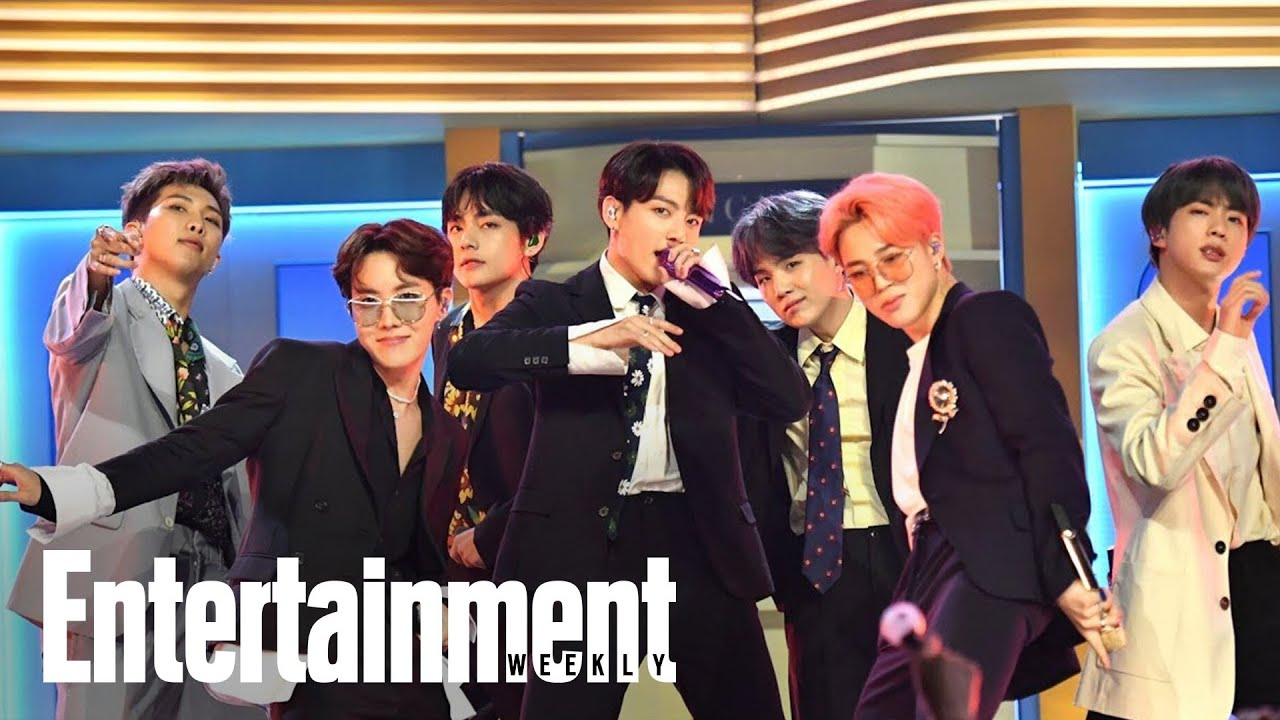 BTS Reveals Fiery Title Of Upcoming English Language Single | News Flash