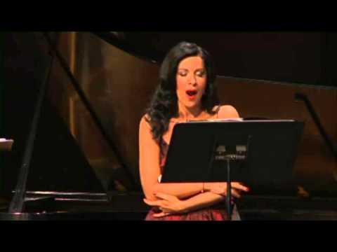 Angela Gheorghiu - Massenet: Elegie - recital in Los Angeles, March 2013