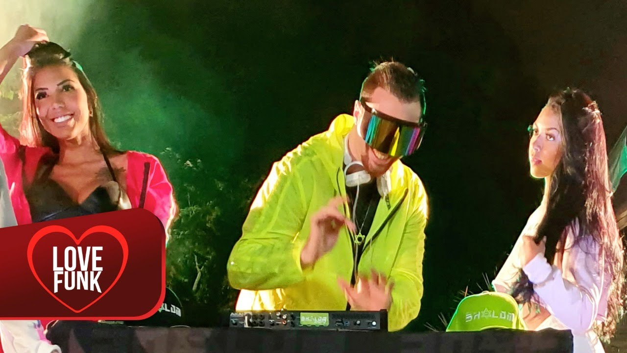"""Bota Com O Malvadão """"DJ Shalom"""" - MC Jhenny, Duda Calmon, Neguinho do ITR, MC Alvin, MC Marsha"""