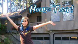 MY NEW HOUSE TOUR VLOG | RADIOJH AUDREY