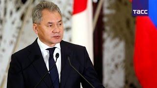Россия и Япония договорились о контактах на уровне Генштабов