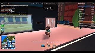 Roblox jailbreak with my friend