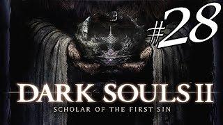 Dark Souls 2 - Scholar of the First Sin - 28 - Torre de Bruma - Español FULL HD
