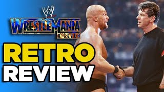 Retro Ups & Downs For WWE WrestleMania X-Seven