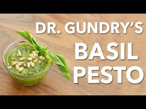 Basil Pesto the Gundry way