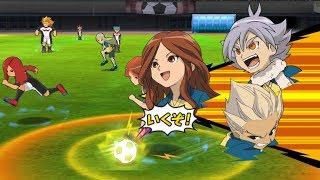 Inazuma Eleven Strikers Go 2013 Raimon 3.0 vs Team Zero Wii 2018 (Dolphin Emulator)