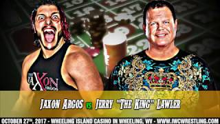"""Jerry """"The King"""" Lawler Interrupts Birthday Party"""