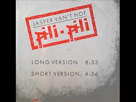 Jasper Van't Hof -- Pili Pili (1984) fast