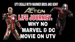 UTV Action LIFE JOURNEY IN HINDI|WHY UTV ACTION TURNS TO SOUTH MOVIES|WHY NO PREMIERE ON UTV ACTION
