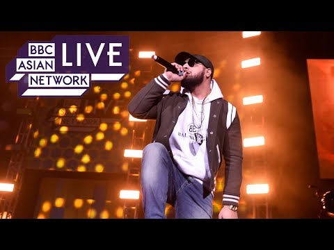 Imran Khan ft Twin N Twice - President Roley (Asian Network Live 2018)