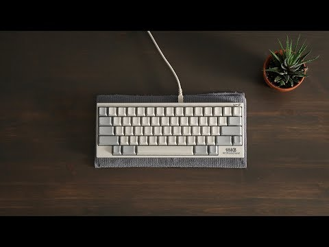 HHKB Type-S Sound Test and Comparison