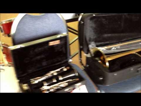 Band Instrument Rentals Athens, TX 903-292-1733