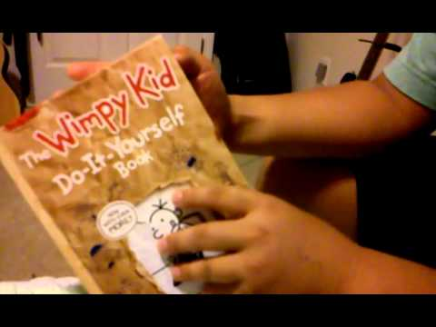 Diary of wimpy kid do it yourself book review youtube diary of wimpy kid do it yourself book review solutioingenieria Gallery