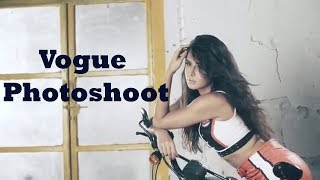 Katrina Kaif hot in Vogue Photoshoot