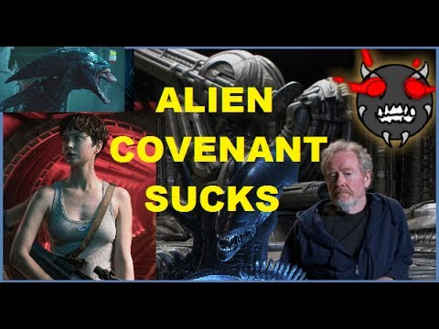 I'm Done with the Alien Franchise.