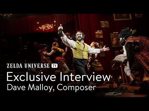 Dave Malloy Exclusive Interview | Zelda Universe