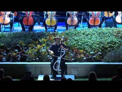 The Piano Guys  at Red Butte Garden  Beethovens 5 Secrets CelloOrchestral