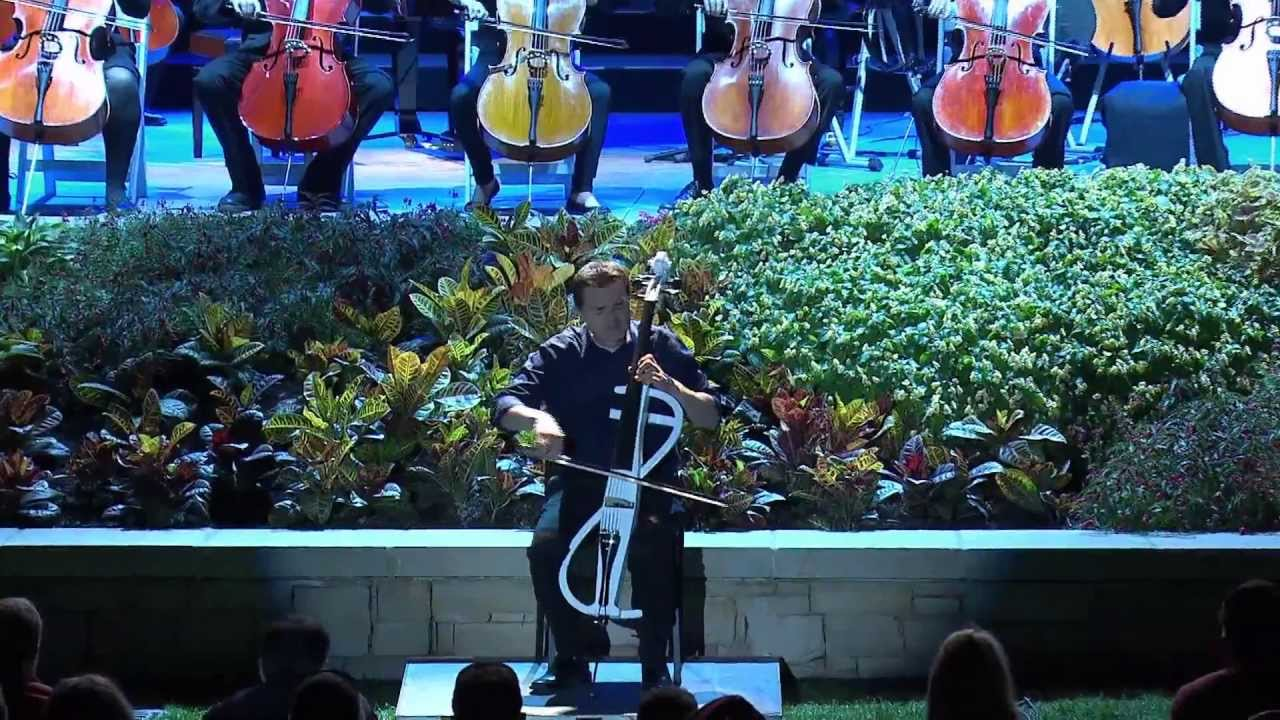 The Piano Guys Live At Red Butte Garden Beethoven S 5 Secrets Cello Orchestral Cover Youtube
