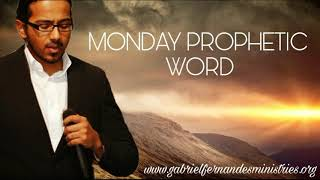 Monday Prophetic Word - Grace as you follow Him! [21 May 2018]