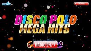 ???? Disco Polo Hity ???? –  NAJWIĘKSZE HITY DISCO POLO 24/7 - Na żywo