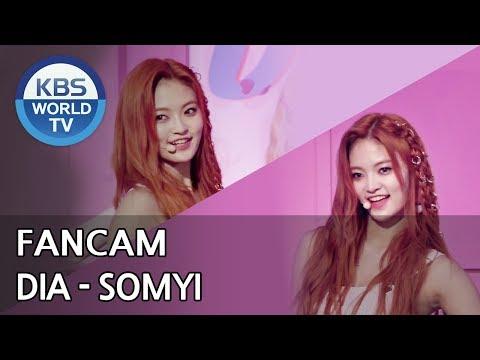 [FOCUSED] DIA's SOMYI - WooWoo [Music Bank / 2018.08.10]