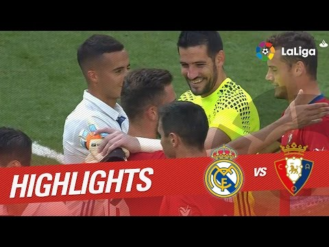 Resumen de Real Madrid vs Osasuna (5-2)