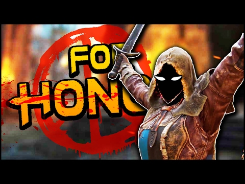 HOW TO KEEP THE PEACE | For Honor Peacekeeper Funny Moments
