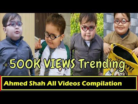 PATHAN KA BACHA Compilation Ahmed Shah All Videos Viral
