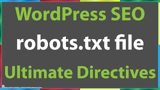 видео robots для wordpress